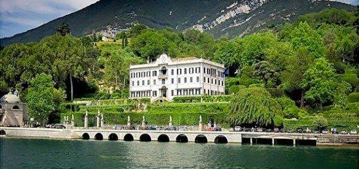 البحيرة الرومنسية الساحرة في ايطاليا