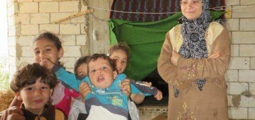 المشاهير يطالبون بريطانيا باستقبال السوريين