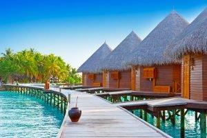 السياحة فى المالديف
