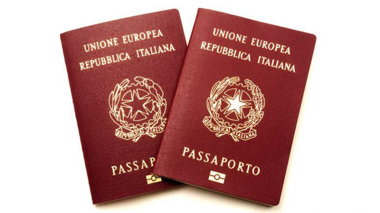 نتيجة بحث الصور عن جواز السفر إيطاليا